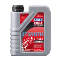 Liqui Moly 2T Synth Street Race, 1л 3980